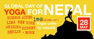 global yoga day may 28